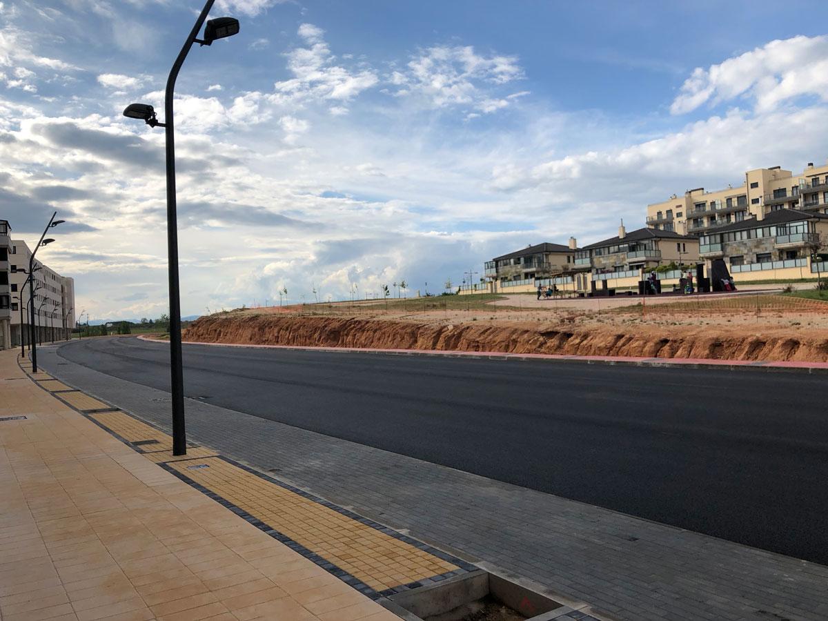 La primera fase de la ronda del Duero estará terminada en junio