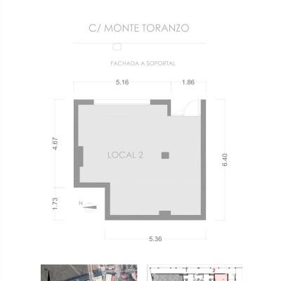 Local Comercial C/ Monte Toranzo 23 - Soria