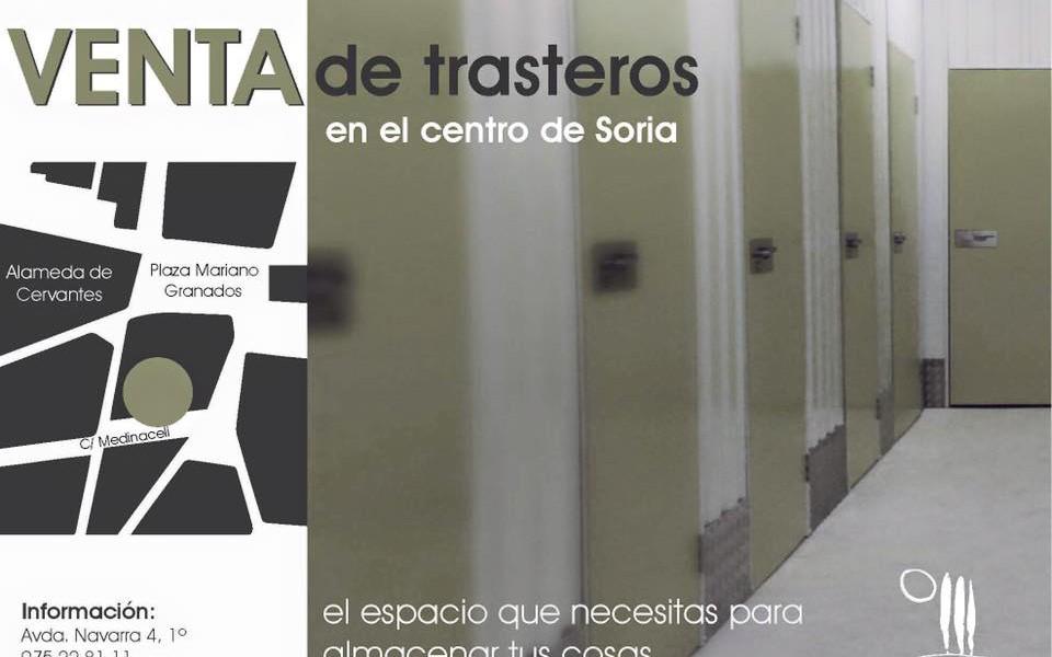 Almacenes y Trasteros en Soria